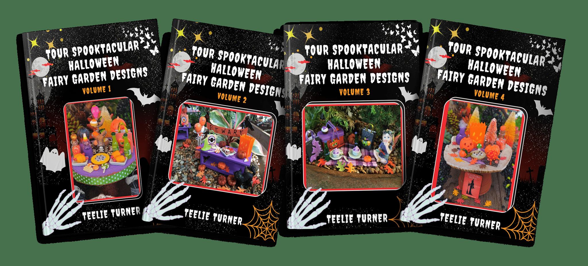 tour spooktacular 4books