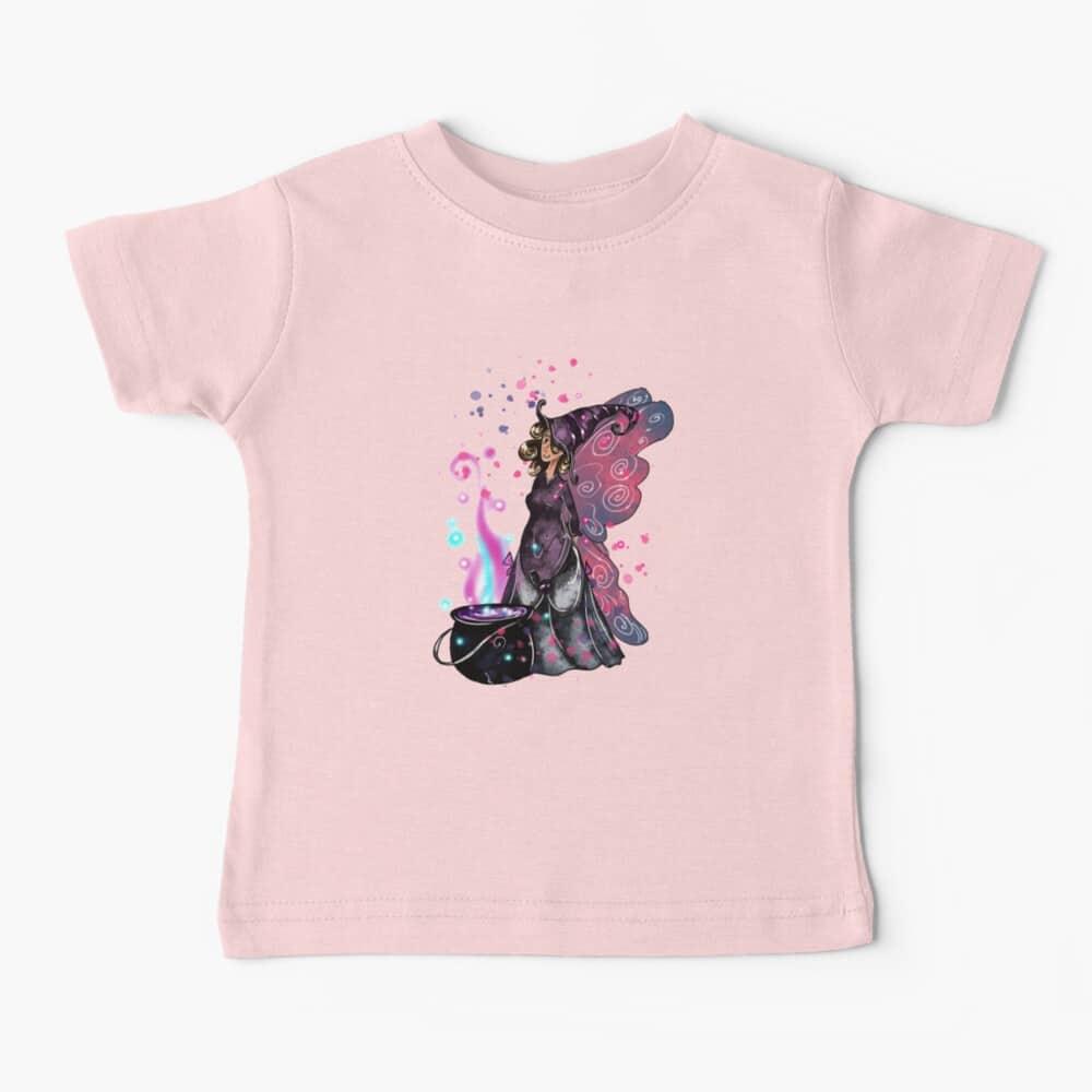 fairy chef gardenia™ baby t shirt