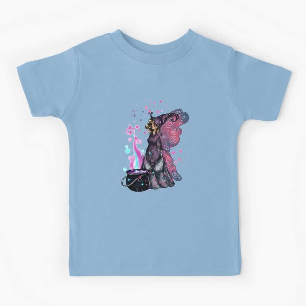 fairy chef gardenia™ kids t shirt