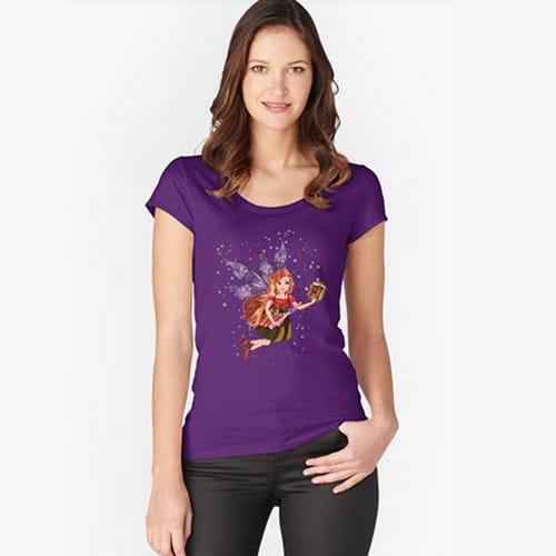 felicia tshirt