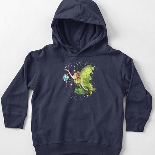 heloise baby hoodie