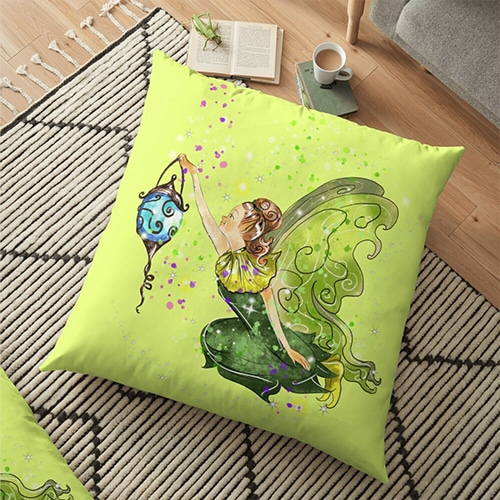 heloise pillow