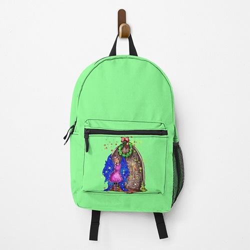 hollydays shimmer backpack