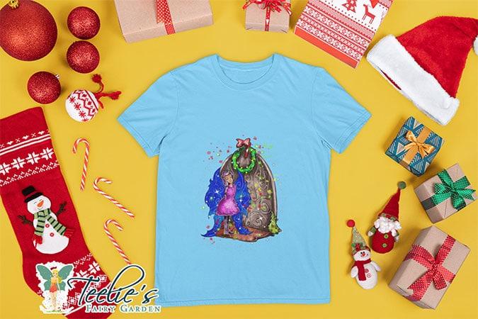 hollydays shimmer the seasonal door fairy slider (5)