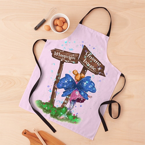 lilli fairy apron