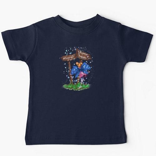 lilli fairy baby tshirt