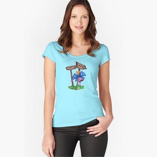 lilli fairy tshirt