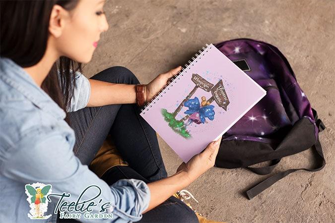 lilli the light & sign fairy slider (2)
