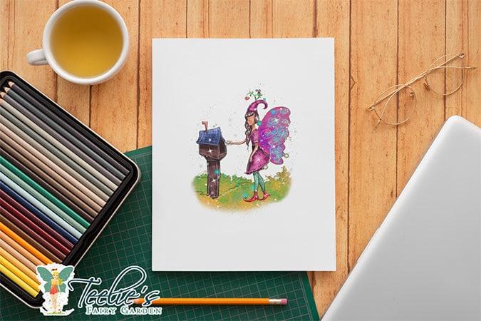 maurelle the mailbox fairy™ slider (2)