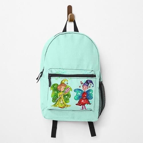 mini snap backpack