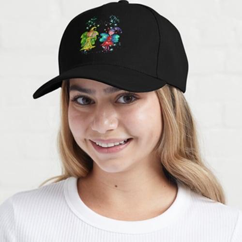 mini snap cap
