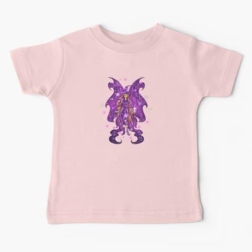 ms spooktacular baby tshirt