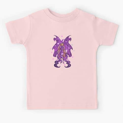 ms spooktacular kid tshirt