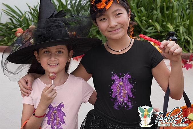 ms. spooktacular the halloween fairy sliders 5