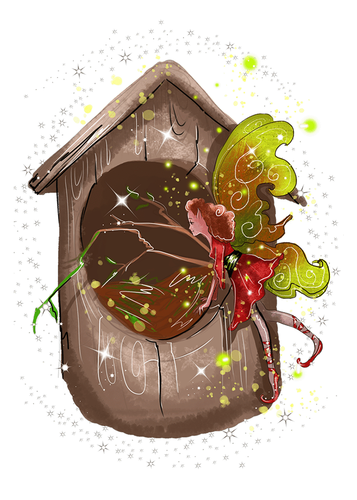 nestie shimmer fairy