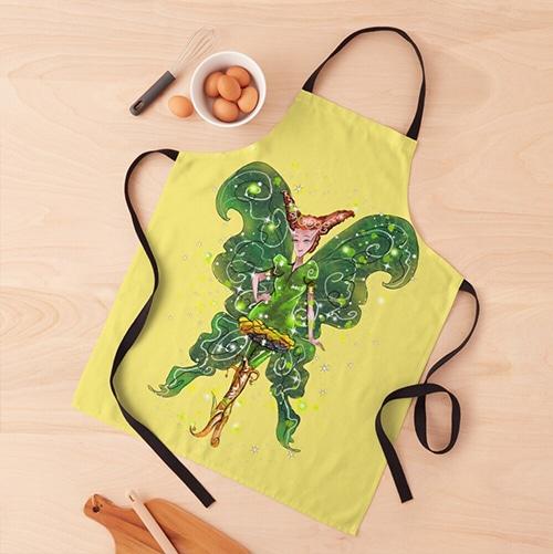 suzette apron