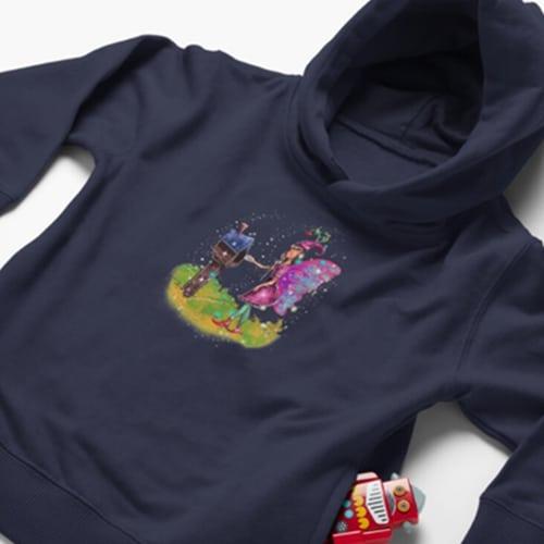 maurelle baby hoodie