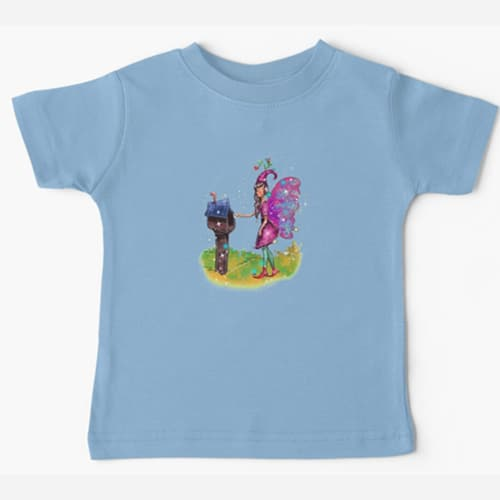 maurelle baby tshirt