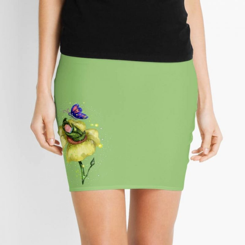 Baby Buttercup The Baby Fairy™ Mini Skirt