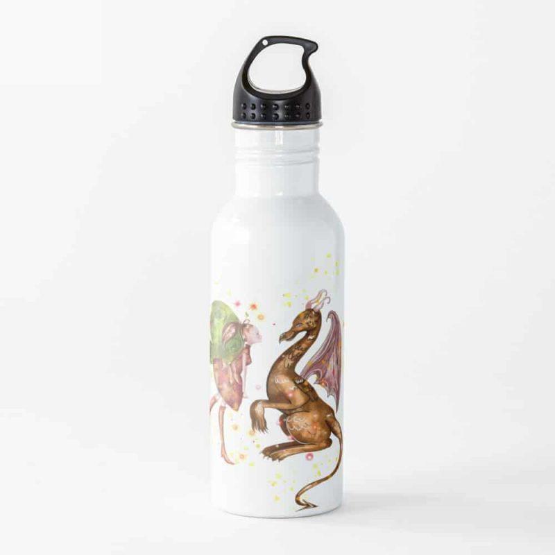 Desta The Dragon Fairy ™ Water Bottle