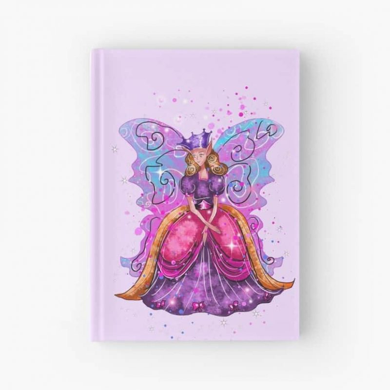 Evis The Enchanted Fairy™ Hardcover Journal