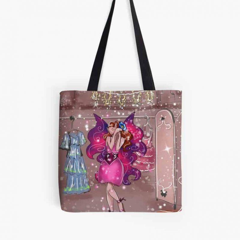 Fanoza The Fancy Kit Fairy™ Tote Bag