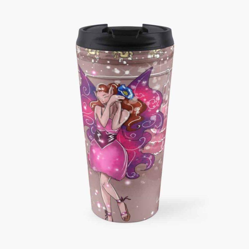 Fanoza The Fancy Kit Fairy™ Travel Mug
