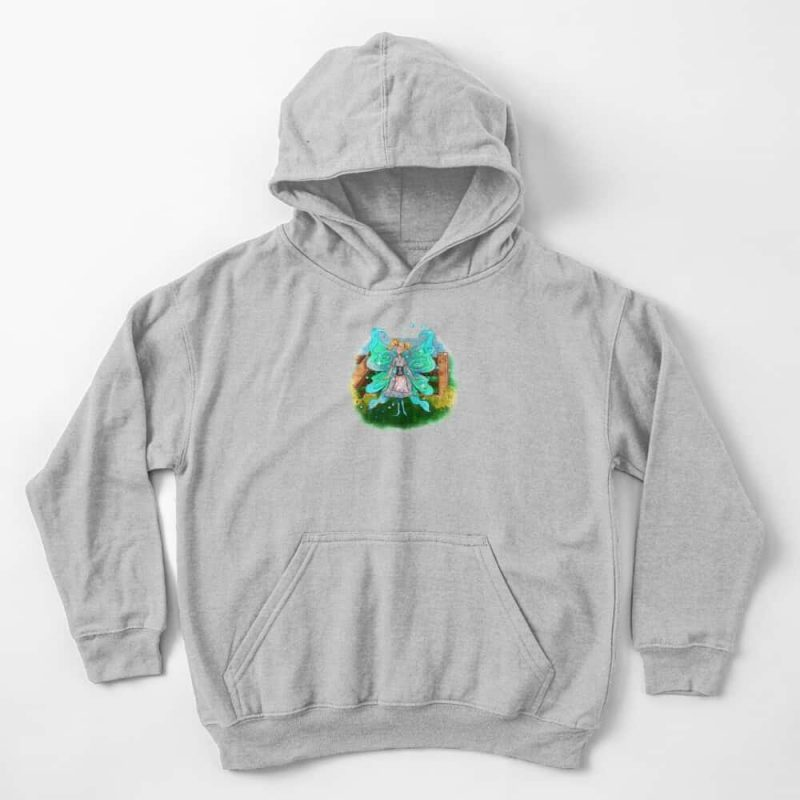 Fossette The Fences And Ladders Fairy™ Kids Pullover Hoodie