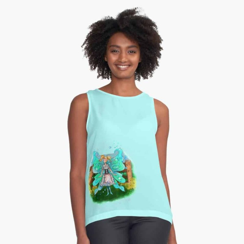 Fossette The Fences And Ladders Fairy™ Sleeveless Top