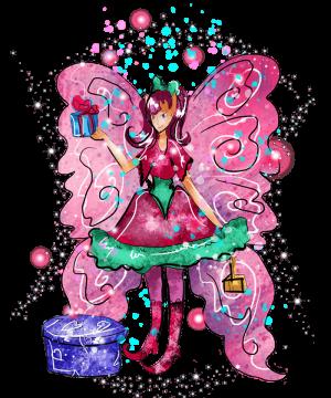 githa the gifting fairy.