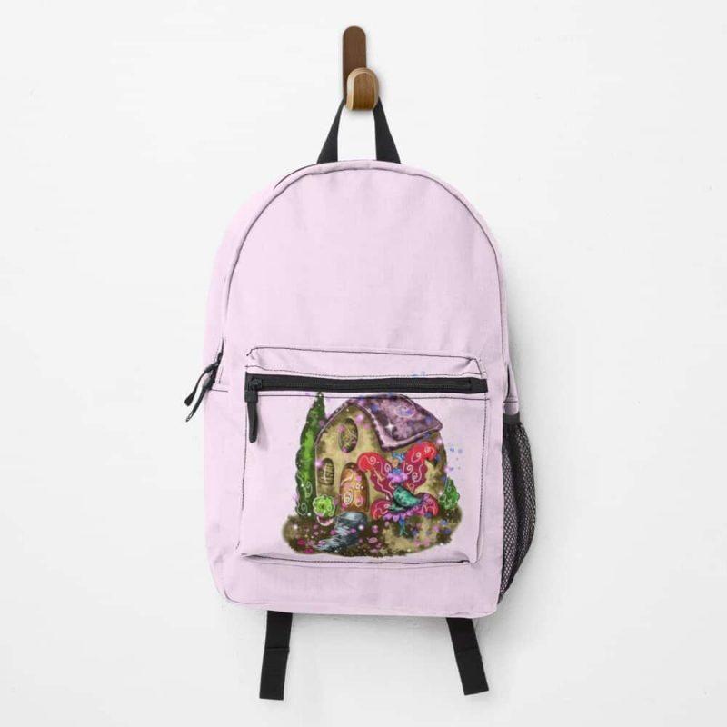Heidifoo The Hypertufa House Fairy™ Backpack