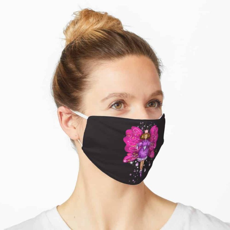 Meliantha The Magical Pink Fairy™ Mask