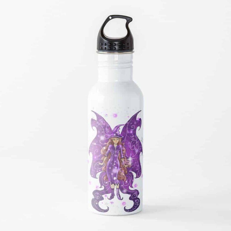 Ms. Spooktacular The Halloween Fairy™ Water Bottle