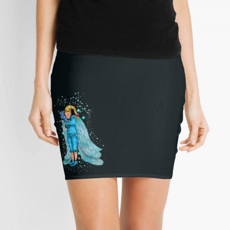 Pooky The Pillow Fairy™ Mini Skirt