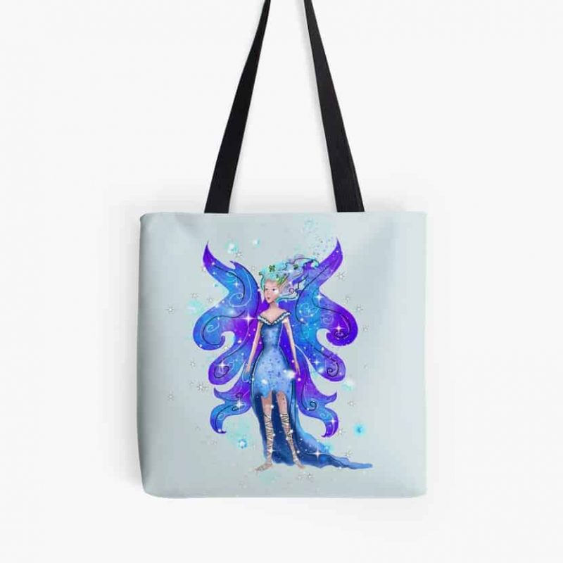Princess Isadora The Fairytale Collection Fairy Tote Bag