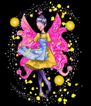 redbubble abella the apron fairy