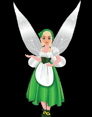 stacia the st. patrick's day fairy