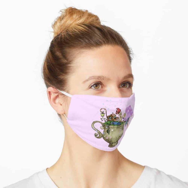 Tertia The Teacup Planter Fairy™️ Mask