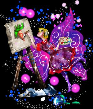 tianna the t shirt fairy