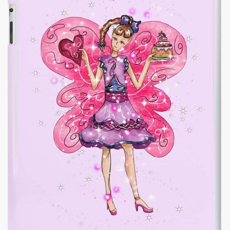 Vesta The Valentines Day Fairy™ Ipad Case Skin