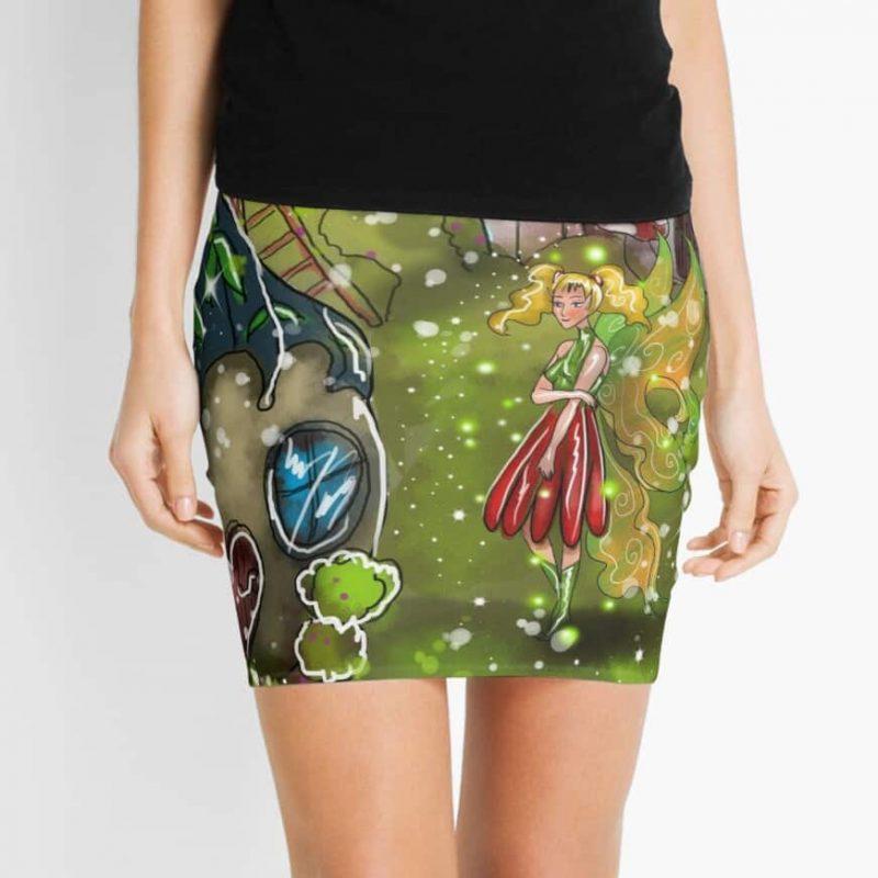 Viggie The Fairy Village Fairy™ Mini Skirt