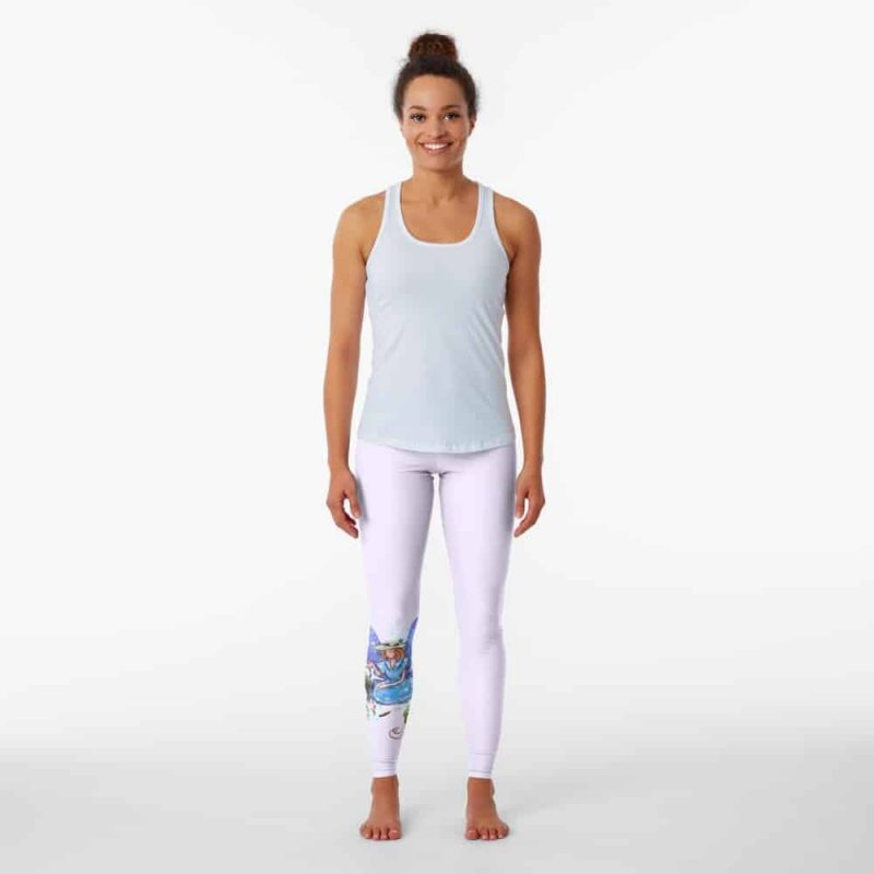 Watrina The Watering Can, Tool And Flowerpot Fairy™ Leggings